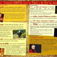 9ème Festival Contes sous les étoiles