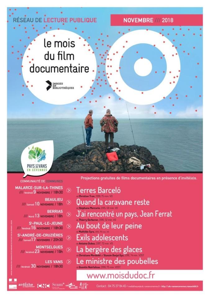 Affiche A3 Programme